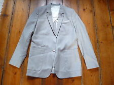 BNWT THE KOOPLES gris clair Veste, 38, 10-12
