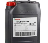 10W 40 Castrol GTX Ultraclean 20 Liter Motoröl 10w-40 A3 B4