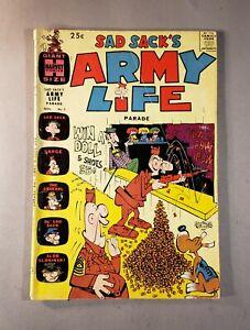 SAD SACK'S ARMY LIFE PARADE Vol. 1 No. 5 NOVEMBER 1964 HARVEY GIANT SIZE SILVER