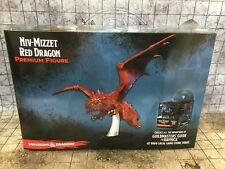 D&D Icons Guildmasters Guide to Ravnica Niv-Mizzet Red Dragon Premium Figure