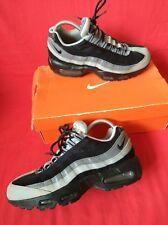 Nike Air Max 95 size 6.5  limited mens trainers eu 40.5 black grey
