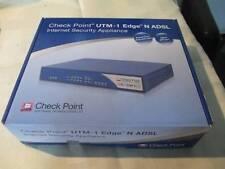 CheckPoint UTM-1 EDGE N ISA SBXNDEF-100-2 308673 CPUTM-EDGE-N32-ADSL-A 32 USERS
