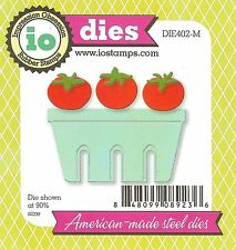 Tomato Carton, High Quality Steel Die Set IMPRESSION OBSESSION - NEW, DIE402-M