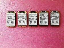 lot of 5 Unlocked HuaWei EM770W 3G 7.2Mbps WWAN WCDMA HSDPA Mini PCI-E Card