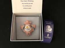 Lladro 6343 Little Aviator Ornament Nib