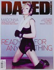 MADONNA Diego Luna NICK CAVE Natasa Vojnovic JODHI MAY Dazed & Confused magazine