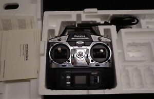 Futaba 6EX Digital Proportional R/C Modeling Controller 2HGHZ
