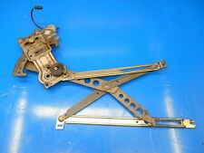 BMW E24 633CSi 635CSi M6 (From 09/1983+) OEM Front Left Window Motor & Regulator