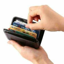 Aluminum alloy Credit Card Holder, Wallet, Case, Purse RFID Protection new/boxed
