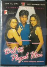 DIL TO PAGAL HAI,HINDI BOLLYWOOD MOVIE,DVD, QUALITY PICTURE &SOUNDS,5.1DOLBY