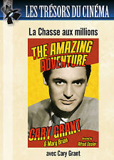 DVD La chasse aux millions (The Amazing Adventure) - Cary Grant