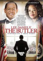Lee Daniels' The Butler (DVD, 2014) Forest Whitaker Oprah Winfrey Terrence Howar