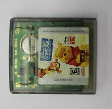 Winnie the Pooh Adventures in the 100 Acre Wood - Game Boy Color Game