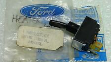 MK2 CORTINA GT LOTUS 1600E GENUINE FORD NOS SWITCH ASSY - HEATER FAN & LIGHT