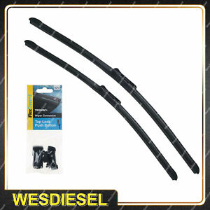 Tridon FlexConnect Wiper Blade & Connector Set for Renault Trafic 15-19