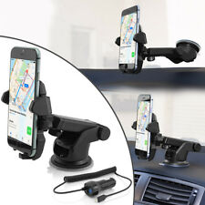 Apple iPhone XS XR X 8 7 6 Plus Auto KFZ Armaturenbrett Halterung Handy Halter