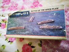 Victory At Sea Battle Of The River Plate For unopened Mongoose Warlord Games