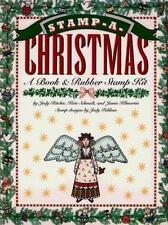 Stamp a Christmas book Judy Ritchie Kate Schmidt Jamie Kilmartin Judy Pelikan