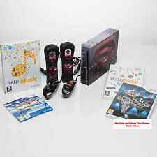 Custom Wii Konsole Bundle Sports Resort Motion Plus Fernbedienungen - 20+ Spiele + Gratis Spielzeug