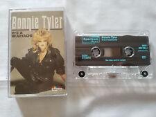 BONNIE TYLER IT´S A HEARTACHE - CASSETTE TAPE CINTA 1994 HOLLAND EDITION