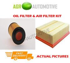 DIESEL SERVICE KIT OIL AIR FILTER FOR MERCEDES SPRINTER 313D 2.2 129BHP 2006-