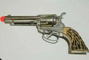 MATTEL SHOOTIN SHELL FANNER Toy CAP GUN sold as found for parts