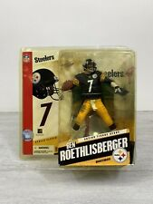 Mcfarlane NFL Series Eleven BEN ROETHLISBERGER Steelers Figure - BOXED SEALED