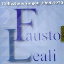 LEALI FAUSTO - COLLEZIONE SINGOLI...  -    CD NUOVO
