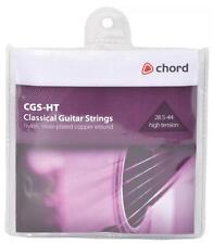 Chord 173.169 Alta Calidad clásica guitarra de Nylon String Set Alta Tensión-Nuevo