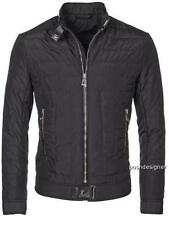 VERSACE Collection Black Padded Jacket Coat IT52, RRP895GBP