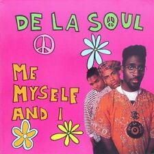 """12"""" Maxi De La Soul Me Myself And I / Jennifa Taught Me 80`s BCM"""