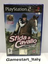 SFIDA A CAVALLO - SONY PS2 - NUOVO SIGILLATO - NEW SEALED PAL VERSION