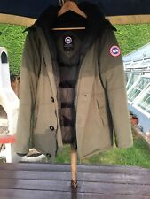 CANADA GOOSE EXPEDITION SIZE Medium FOREST GREEN