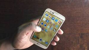 LG K10 Gold 16GB Metro-PCS