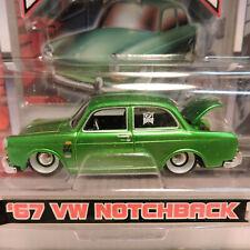 Maisto '67 VW Notchback 1/64th scale, G-Rides