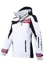 Nebulus Freestyle Veste Garçon Blanc FR M (taille Fabricant 38)