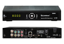 NEW Linkbox 9000i HD FTA iPTV PVR Satellite Receiver, USA Authorized Dealer!