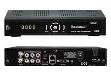 NEW Linkbox 9000i HD FTA iPTV PVR Satellite Receiver, USA Authorized Dealer