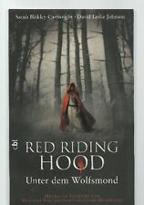 RED RIDING HOOD - UNTER DEM WOLFSMOND * CBT * UNGELESEN/NEUWERTIG (SZ1OO)