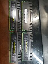 CORSAIR Vengeance 16GB (4x4GB) DDR3 1600 PC3-12800 240-Pin DRAM CMZ8GX3M2A1600C9