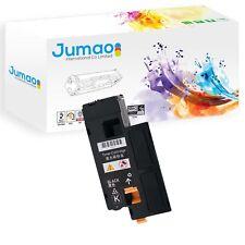 Toner Jumao pour Dell Color LED Laser-Class Printer 1250c 1350cnw, Noir 2000 p