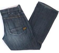 G-Star Seal Elwood Loose Jeans Hose W 32/ L 34 Schwarz  32/34  -Z867