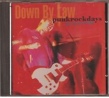 DOWN BY LAW - PUNKROCKDAYS THE BEST OF - CD NUOVO