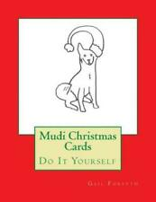 Mudi Christmas Cards: Do It Yourself