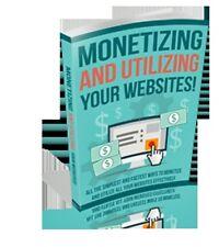 Monitizing And Utilizing Websites - Earn Instant Profits - Best Techniques (CD)