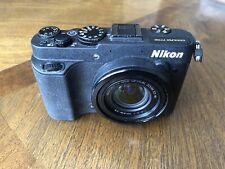 New ListingNikon Coolpix P7700 12.2Mp Digital Camera - Black