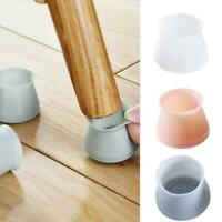 Silicone Chair Table Leg Cap Furniture Leg Protection Cover Feet Pads