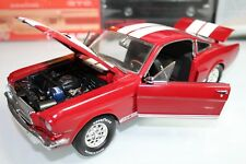 Exact Detail 1:18 Scale 1966 SHELBY GT 350 (RED)