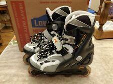 Vfx Gear Inline Skates Roller Blades - Ignitor - Size 7 Men Size 9 Women Abec 1