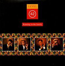 NEW CD Album Level 42 - Running in the Family  (Mini LP Card Case CD)